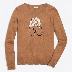 J. Crew NWT Mercantile Poodle Teddie Sweater